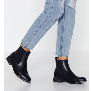 Nasty Gal 'Over The Edge' Chelsea Boot